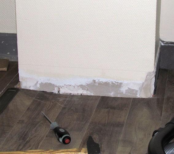 mur pas droit fabulous poser des plinthes en carrelage plinthe mur pas droit with mur pas droit. Black Bedroom Furniture Sets. Home Design Ideas